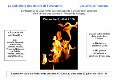Photo club de Pontigny